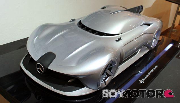 Mercedes W196R Streamliner: venido del futuro - SoyMotor.com