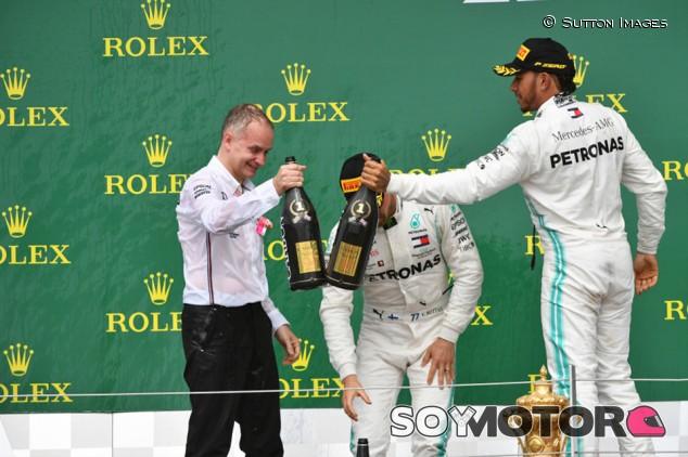 Mercedes revisará un posible favoritismo en sus estrategias - SoyMotor.com