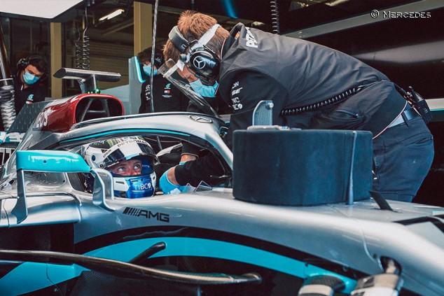 No hay problemas con los motores Mercedes, confirma el equipo - SoyMotor.com