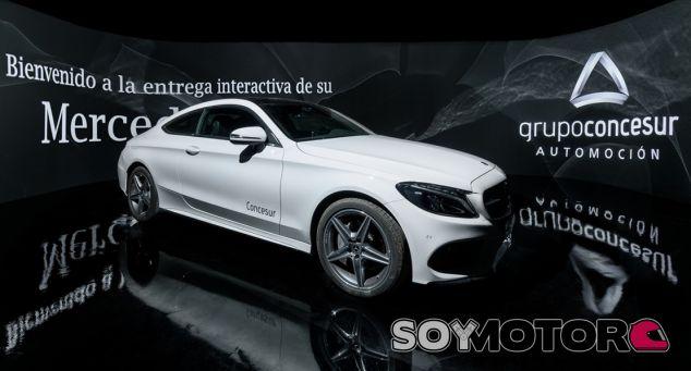 Mercedes reinventa el concesionario en Sevilla - SoyMotor.com