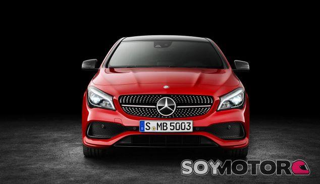 Mercedes presenta el lavado de cara del CLA Coupé y CLA Shooting Brake - SoyMotor