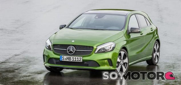 Tras tres años de éxitos, el Mercedes Clase A se renueva - SoyMotor