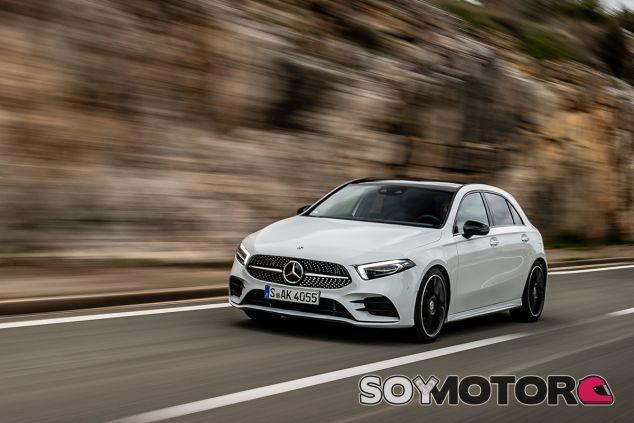 Conducimos el nuevo Mercedes Clase A 2018 - SoyMotor.com