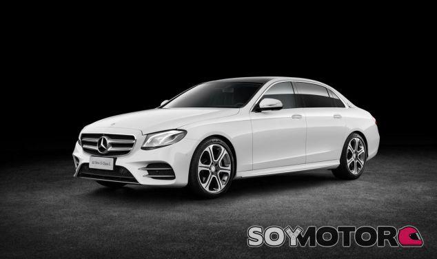 A pesar de acreditar medidas del Clase E, el Mercedes Clase E 'L' tiene un precio más contenido - SoyMotor