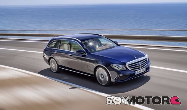 El Mercedes Clase E Estate ofrece un espacio sin igual en su segmento - SoyMotor