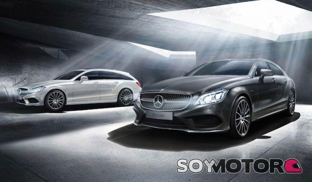 Asi lucen las dos versiones del Mercedes CLS Final Edition - SoyMotor