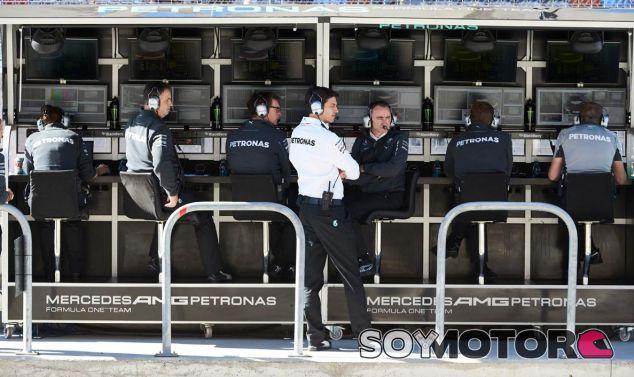 """Mercedes se niega a descongelar los motores: """"No lo permitiríamos"""""""