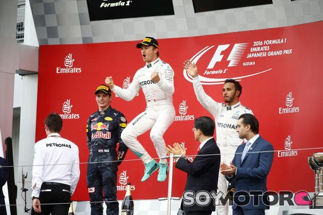 Novena victoria de la temporada para Nico Rosberg - LaF1
