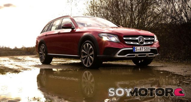 Mercedes-Benz Calse E All-Terrain 2017 - SoyMotor.com