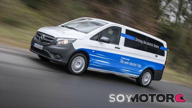 Mercedes eVito - SoyMotor.com