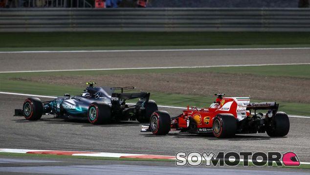 Mercedes en el GP de España F1 2017: Previo - SoyMotor.com