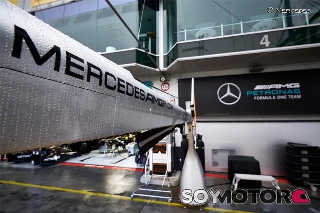 Mercedes en el GP de Eifel F1 2020: Previo - SoyMotor.com