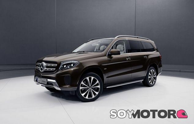 Mercedes-Benz GLS Grand Edition - SoyMotor.com