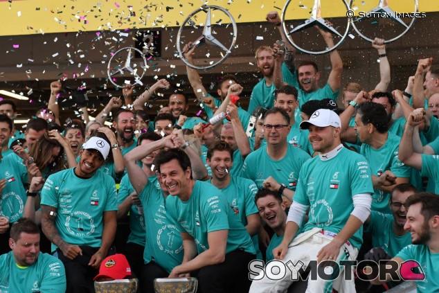 Mercedes en el GP de Japón F1 2019 - SoyMotor