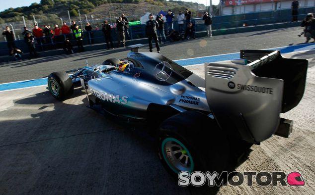 Green espera que los F1 sean más rápidos en 2014