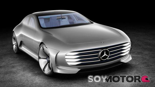 La aerodinámica por encima de todo en este IAA Concept - SoyMotor
