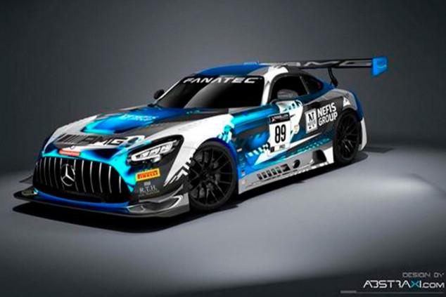 Juncadella correrá las 8 Horas de Indianápolis GT - SoyMotor.com