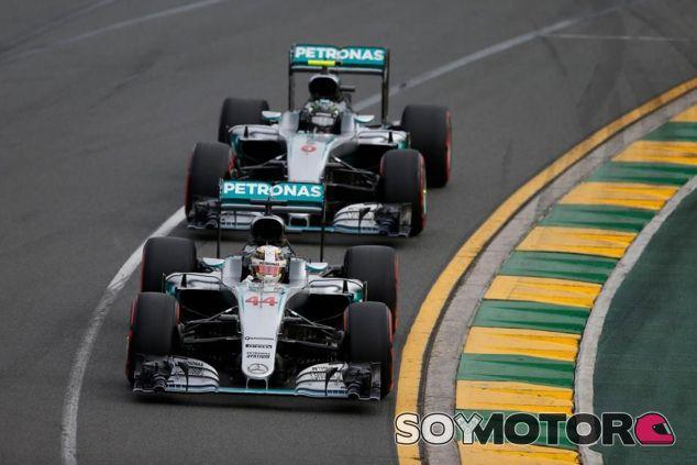 Mercedes quiere mejorar su sistema de salida - LaF1