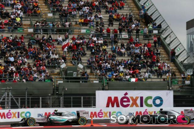 Niki Lauda alaba la organización del GP de México - LaF1