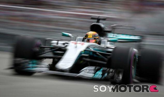 Mercedes en el GP de Canadá F1 2017: Viernes - SoyMotor.com