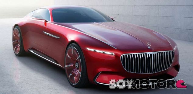 Mercedes Maybach 6 - SoyMotor
