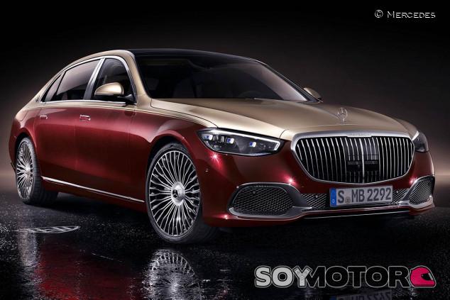 Mercedes-Maybach Clase S 2021 - SoyMotor.com