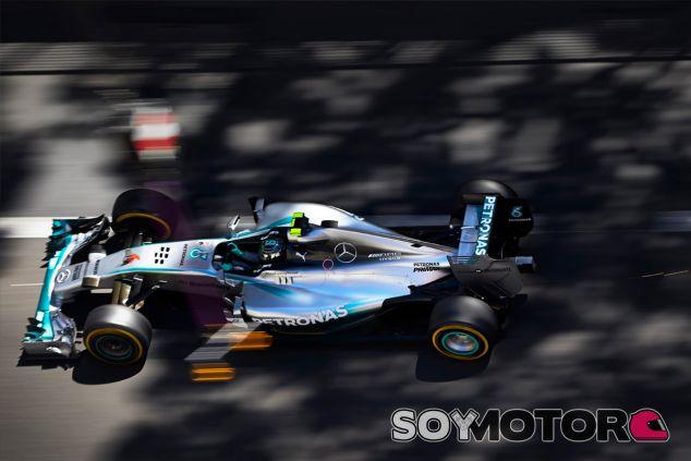 Nico Rosberg y su flecha de plata vuelan en Montecarlo - LaF1