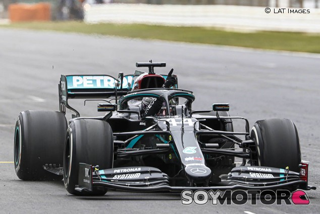 Mercedes prepara un motor con 20 caballos más para 2021 - SoyMotor.com