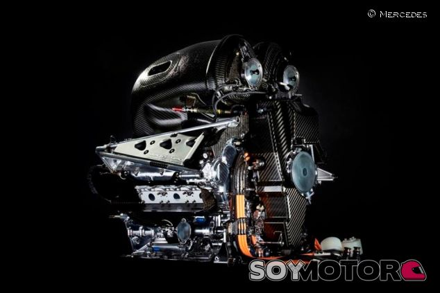 Mercedes V6 Turbo - LaF1