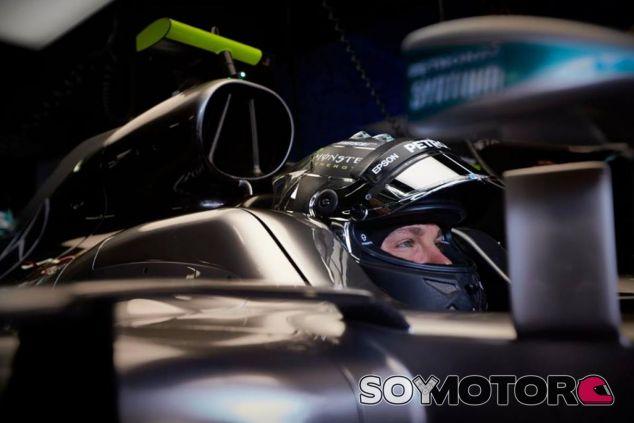 Rosberg quiere continuar en Mercedes - LaF1