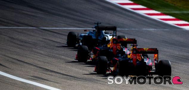 Los Red Bull, a la caza de Hamilton en Austin - LaF1