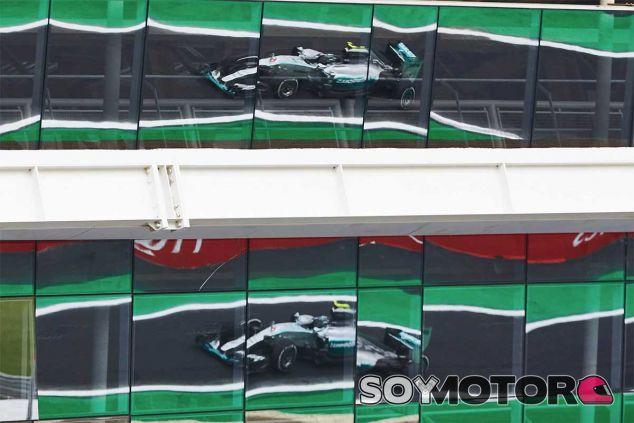 Nico Rosberg en Brasil - LaF1
