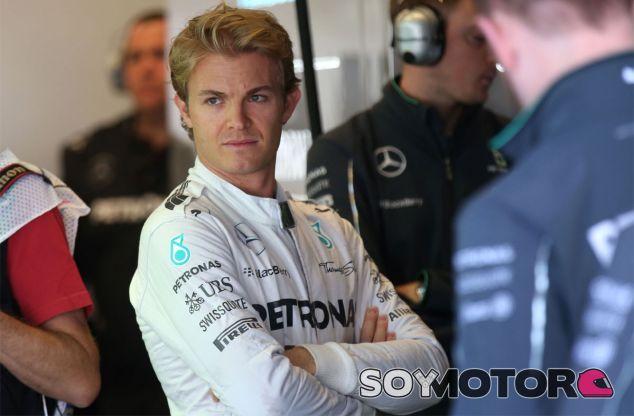 Nico Rosberg en el Circuit of the Americas - LaF1