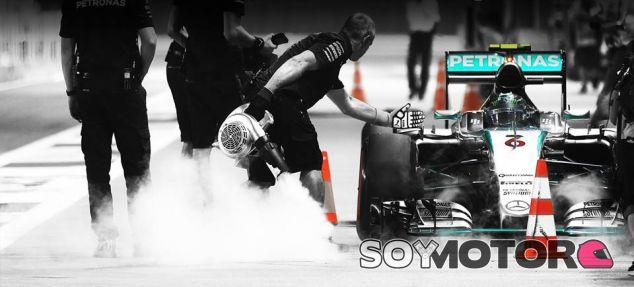 Nico Rosberg en Singapur - LaF1