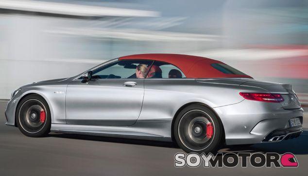 La firma da un toque rojo pasional a su Mercedes-AMG S 63 Cabrio en esta edición especial - SoyMotor