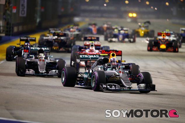 Mercedes ha tenido salidas pobres este año - LaF1