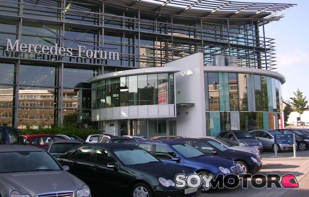 Mercedes Forum Stuttgart - SoyMotor.com
