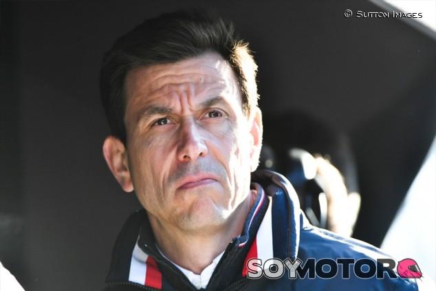 """Wolff: """"Los accionistas quieren que Mercedes se quede"""" - SoyMotor.com"""