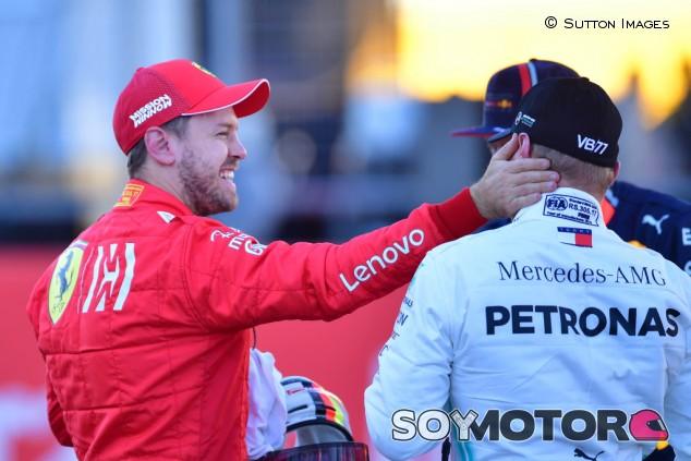 Mercedes no considera el fichaje de Vettel, afirma Bottas - SoyMotor.com