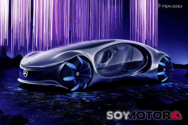 Mercedes-Benz Vision AVTR - SoyMotor.com