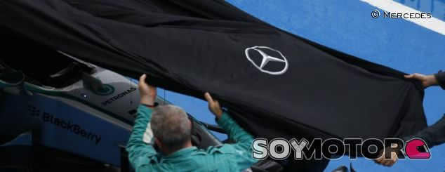 Mercedes presentará el W06 el 1 de febrero - LaF1
