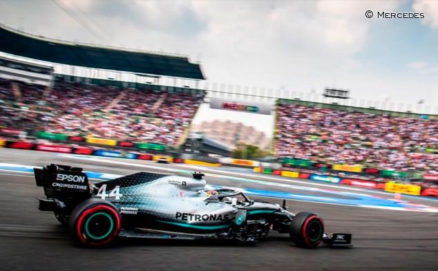 Mercedes en el GP de Estados Unidos F1 2019: Previo - SoyMotor.com