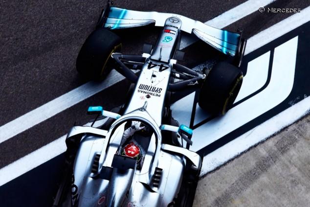 Mercedes en el GP de Japón F1 2019: Previo - SoyMotor.com