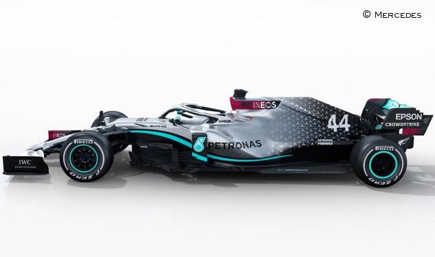 Mercedes presenta su W11, el coche para igualar a Schumacher - SoyMotor.com