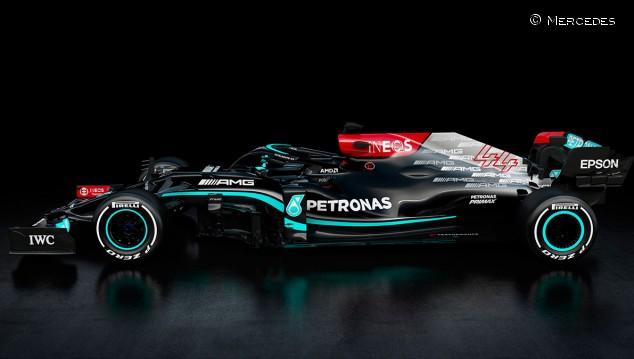 Mercedes presenta el W12: objetivo, superar los títulos de Schumacher - SoyMotor.com