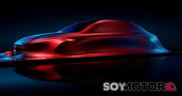 Aesthetics A es una escultura que muestra los futuros diseños de Mercedes-Benz - SoyMotor