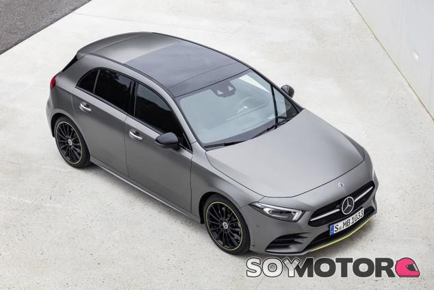 Mercedes Clase A: llega el híbrido enchufable - SoyMotor
