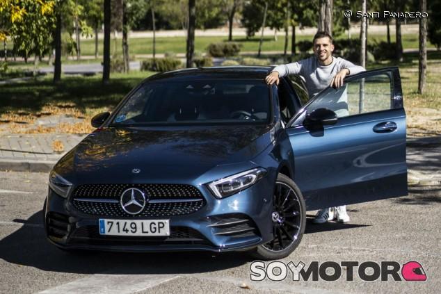 Mercedes-Benz Clase A Sedán 2020: probamos el híbrido enchufable - SoyMotor.com
