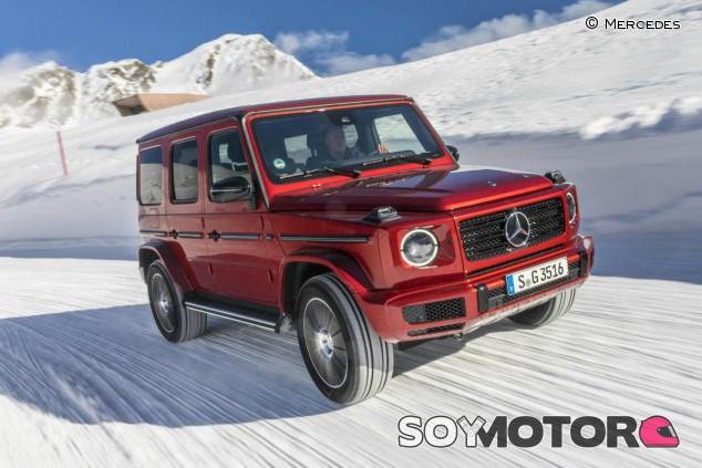 Mercedes Clase G - SoyMotor.com
