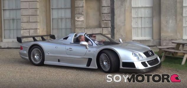 Mercedes CLK GTR Roadster - SoyMotor.com